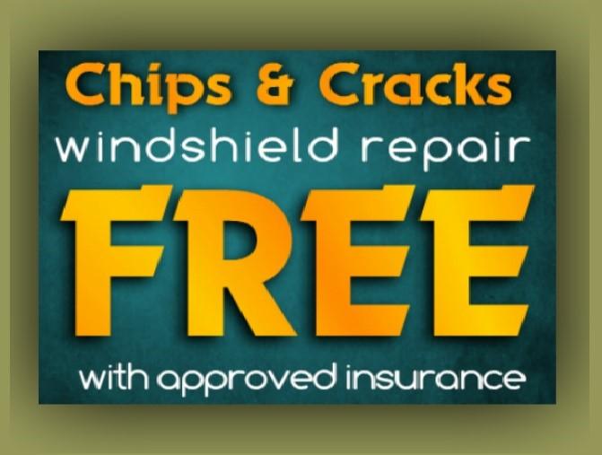 Free Windshield Repair Houston