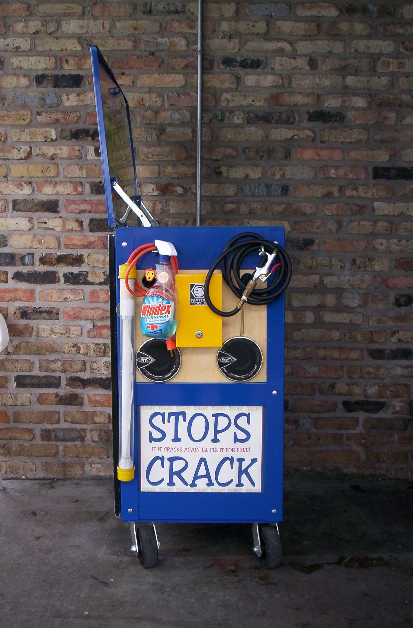Windshield Crack Repair Fix Auto Glass Cracking Houston