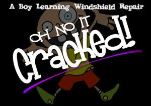 Windshield Cracked