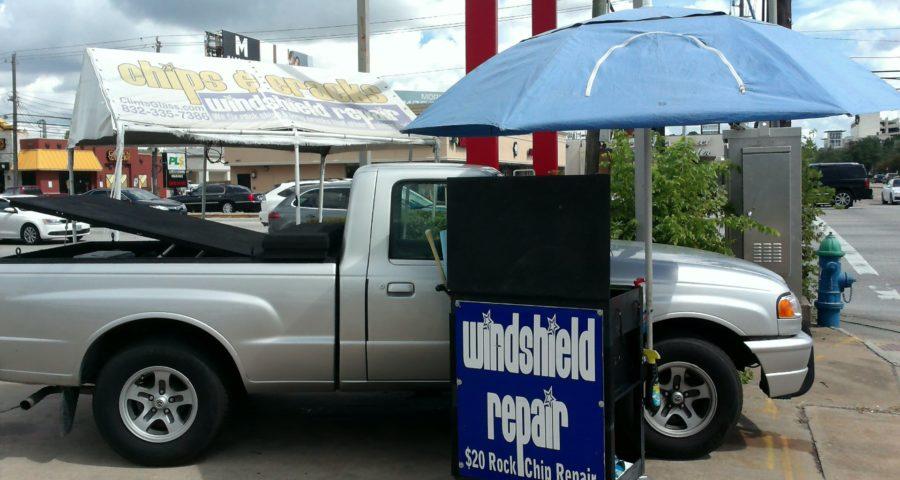 Chips and Cracks Windshield Repair Houston TX 77063
