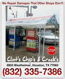 chips and cracks windshield repair