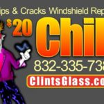 Fix Windshield Chip Houston