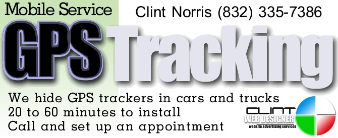 GPS Tracking Devices Installation Install Vehicles Trackers Houston TX