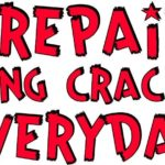 I REPAIR LONG CRACKS EVERY DAY