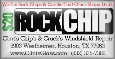 Chips and Cracks Windshield Repair a one-stop shop for all types of windshield repairs in Houston, TX.
