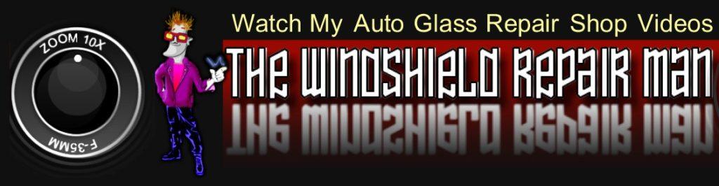 Windshield Repair You Tube Videos